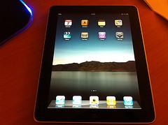 Technology - Eye Hand Coordination (iPad)