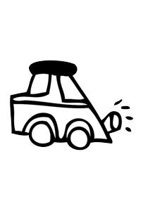 Car12 - Cars Coloring Book