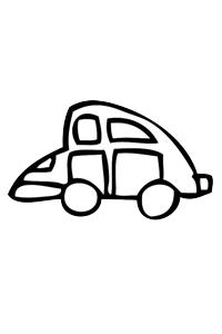 Car4 - Cars Coloring Book