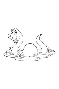 dinosaur29 - Dinosaur Coloring Book