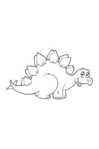 dinosaur30 - Dinosaur Coloring Book