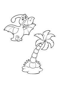 dinosaur31 - Dinosaur Coloring Book